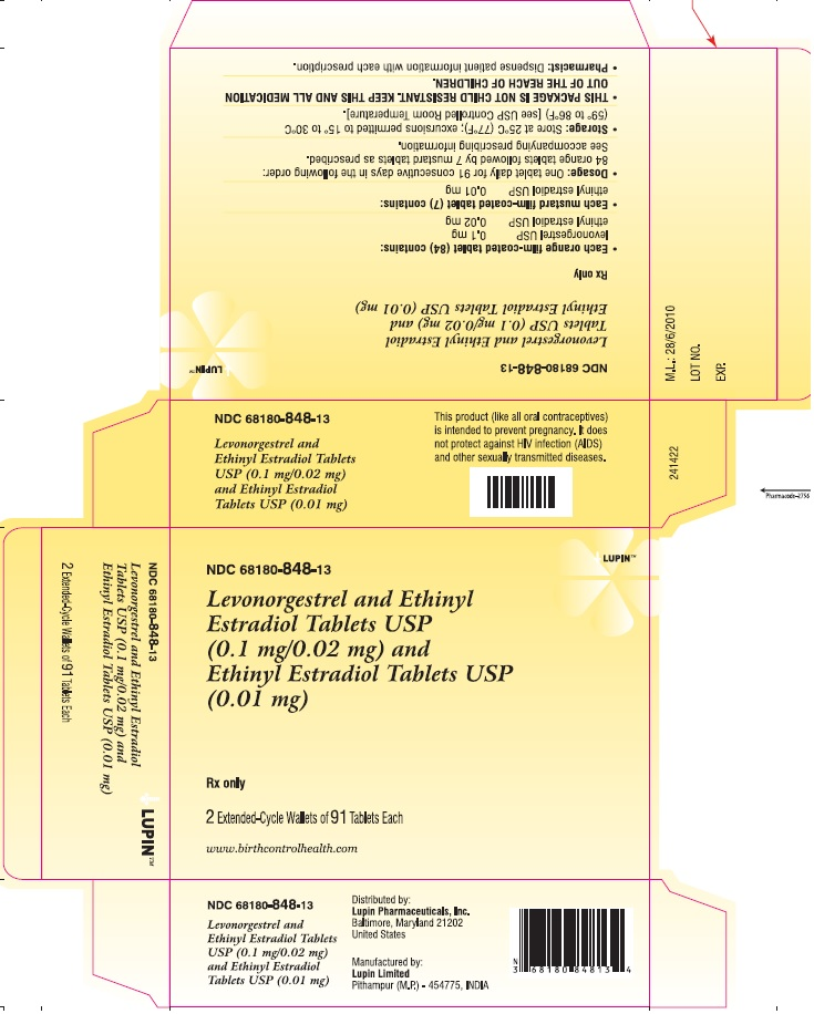 Levonorgestrel Ethinyl Estradiol
