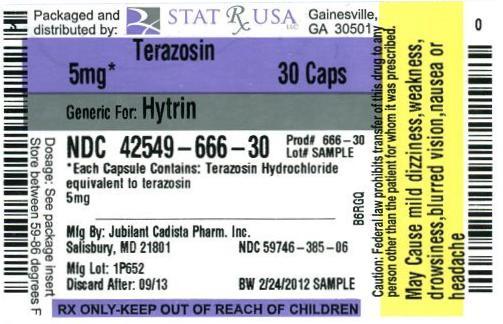 Hytrin Prescribing Information